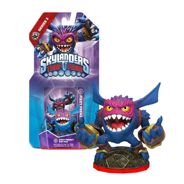 Cobra Cadabra Skylanders Trap Team Universal Core Character Figure