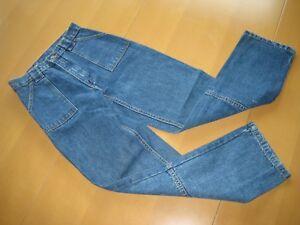 Mädchen-Jeans mit eckigem Taschenschnitt - Gr 152 - Hemmoor, Deutschland - Mädchen-Jeans mit eckigem Taschenschnitt - Gr 152 - Hemmoor, Deutschland