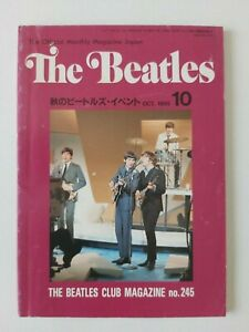 BEATLES-OFFICIAL-MONTHLY-MAGAZINE-OCT-1995-JAPAN