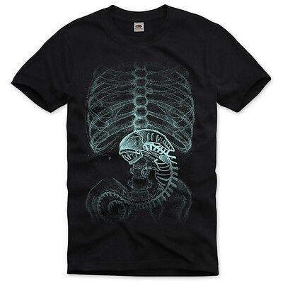 Alien Herren T-Shirt ripley ellen ridley scott xenomorph monster dvd blu-ray box