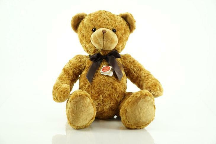 Hermann Teddy 911647 gold 60cm