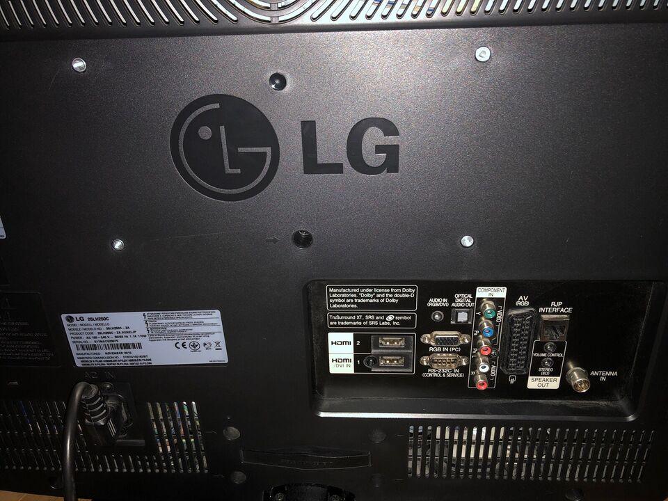 LCD, LG, 26LH250C