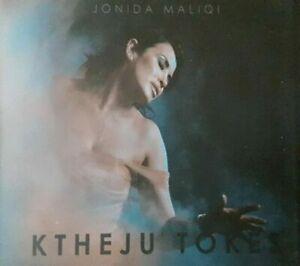 2021 Eurovision - Albania 2019. Ktheju Tokës - Jonida Maliqi. ( Promo CD + DVD.