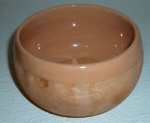 Art-Pottery-Running-Horse-Small-Bowl-Vtg-4-25-034