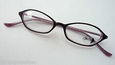 Bode zierliche Cateye Brillenfassung Damen Mädchengestell Kunststoff klein sizeS
