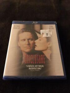 Disclosure 1994 Michael Douglas Demi Moore New Blu Ray 883929218318 Ebay