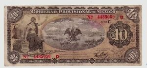 Messico-5-pesos-1914-BB-VG-pick-S-537-A-lotto-1073