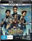 Black Panther (Blu-ray, 2018, 2-Disc Set)