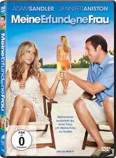 DVD * MEINE ERFUNDENE FRAU - J. Aniston , Adam Sandler , N. Kidman # NEU OVP