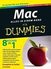 Mac für Dummies - Alles-in-einem-Band von Joe Hutsko (2012, Taschenbuch)