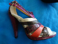 Matalan Shoes Size 5 Towie Style Brand