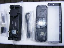 Kenwood KRK-5 Control Head Remote Mount Cable KCT22M Kit TK690 TK790 TK890 Radio