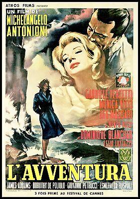 Repulsion FRIDGE MAGNET 6x8 Catherine Deneuve Italian Movie Poster