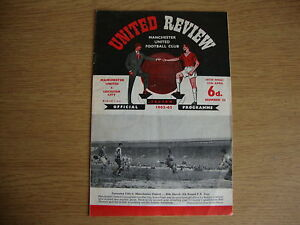 1962-3-Manchester-United-v-Leicester-City-League-Division-1