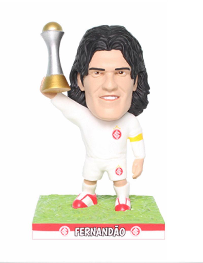 Mini-idolos futebol FERNANDAO figurine 12cm