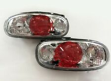 Tail Light Lamp Rear LED White-Red Fit For Mazda MX-5 Miata 2013