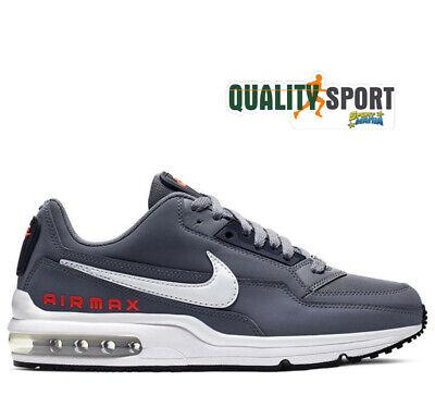 Nike Air Max LTD 3 Grigio Scuro Scarpe Uomo Sportive Sneakers CK0899 002 2019 | eBay