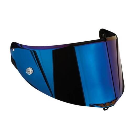 Dark blau//silber//gold AGV corsa-r /& Pista GP-R Original Visiere klar