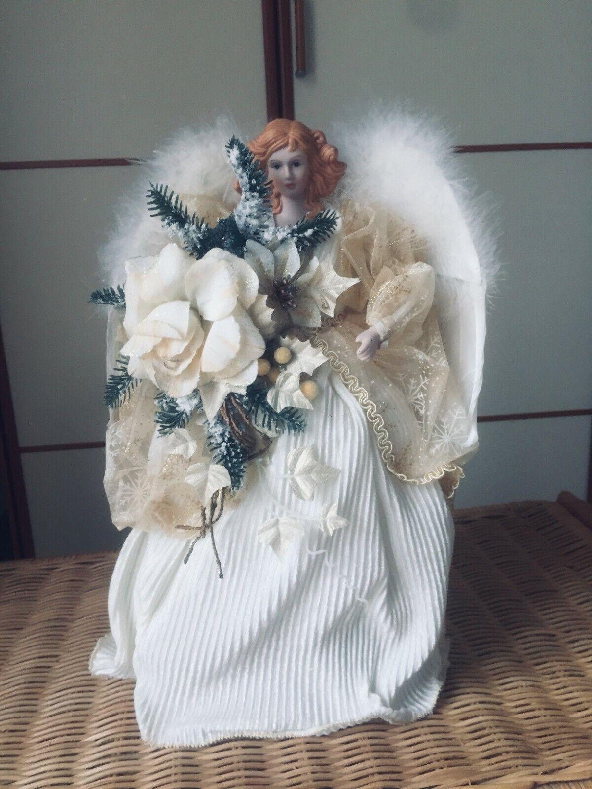 Hervit bambola bambola bambola angelo di porcellana da collezione 07a2e1