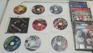 Sony Playstation / PS2 Video Game Lot Def Jam Fight For NY