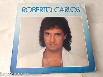 Rare Lp Roberto Carlos 88 Si El Amor Se Va Telepatia Cosas Del Corazon Ebay