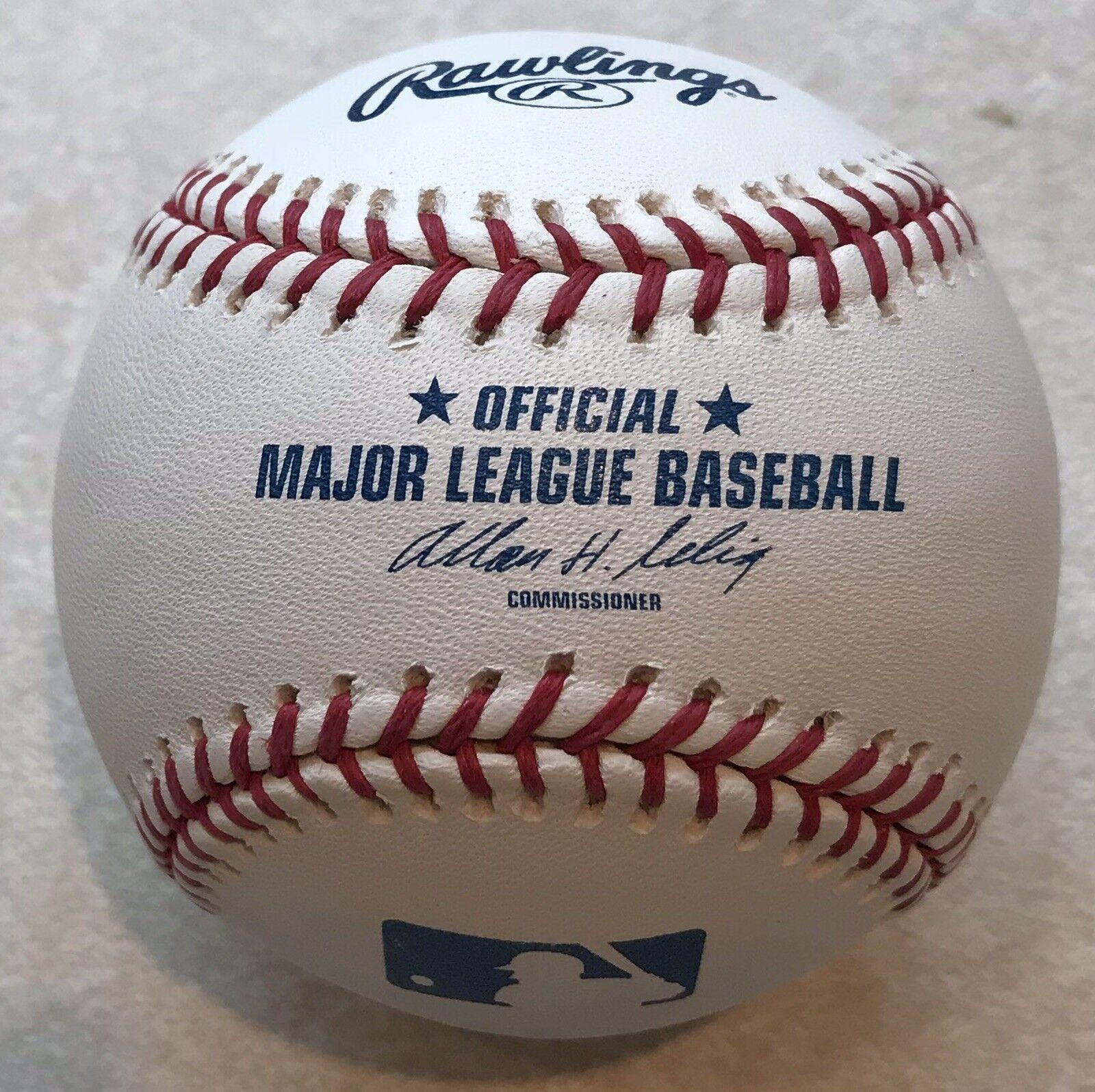 (12) Unused MLB Rawlings Baseballs.  ROMLB