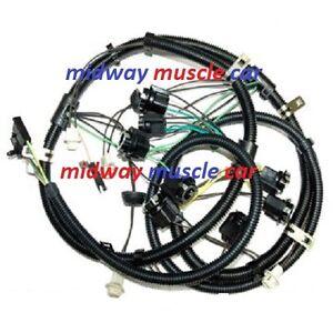 rear body panel tail light wiring harness 77 78 Pontiac Trans Am Firebird  T/A | eBay | Pontiac Wiring Harness Ebay |  | eBay