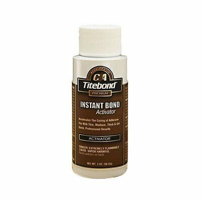 Titebond Instant Bond High Strength Liquid Instant Bond Activator 2 Oz #6311 Relieving Rheumatism And Cold Liquid Glues & Cements Business & Industrial