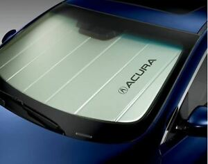 Genuine OEM Acura Sunshade TLX TL TSX ILX MDX RDX RLX NSX CUSTOM FIT - Acura tl sunshade