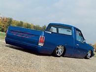 720 Truck smooth steel Rollpan 83-86 Niss