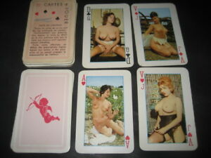 Belle Erotic Playing Cards, Spielkarten. Adults Nº19