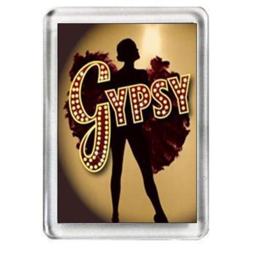 Fridge Magnet. Gypsy The Musical