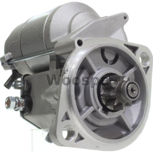 Anlasser Isuzu Komatsu FD10 FD14 FD15 FD18 FD20L-10 TCM Euqipment FD10Z FD14Z