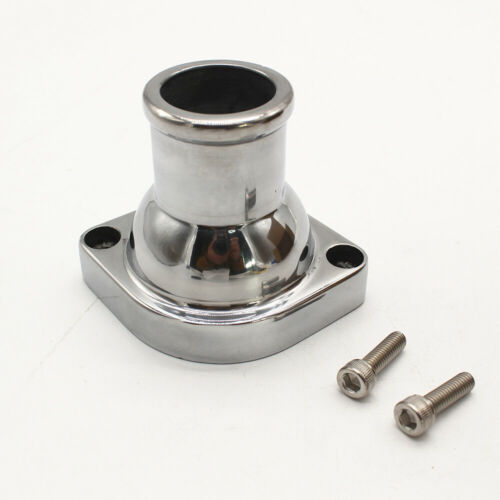 For Chevy LS1 LS2 LS7 Aluminum Water Neck Swivel Snokle Thermostat Housing
