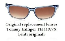 TOMMY HILFIGER TH 1197/S BROWN SHADED  REPLACEMENT LENSES - LENTI DI RICAMBIO