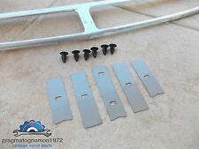VOLVO AMAZON 122 121 220 AIR INTAKE GRILL INSTALATION KIT STAINLESS STEEL