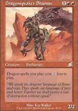 *MRM* ENG Shamane Languedragon - Dragonspeaker Shaman MTG Scourge
