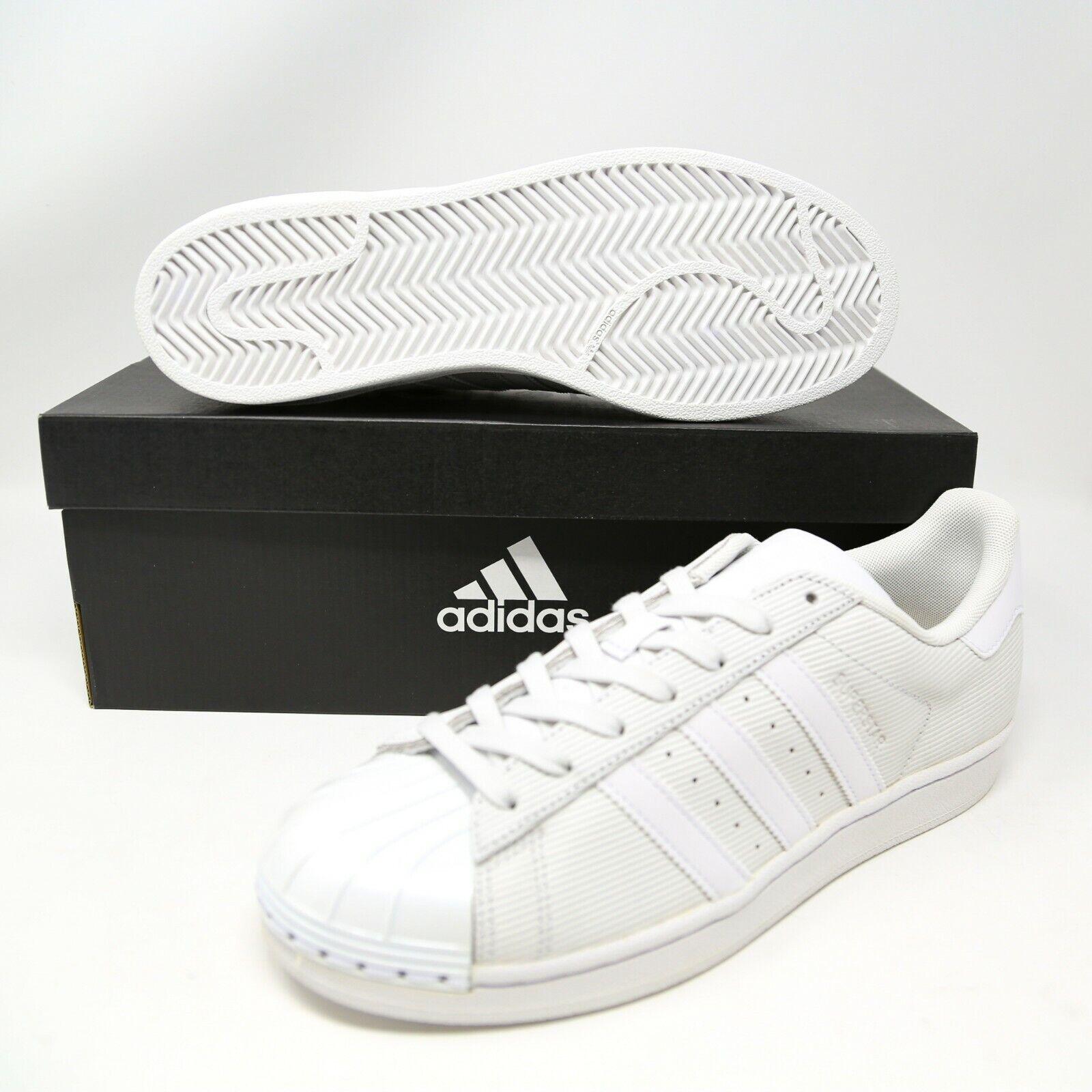 Adidas Superstar Gehäuse Zehen BY3174 Wolken Weiß Grau New York City Nyc
