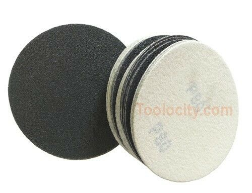 "4/"" Silicon Carbide Sanding Paper Box of 100 pcs-120 Grit"