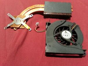 dissipatore per ASUS heatsink CPU per fan Ventola INTEL Z92F 5dpwf5q