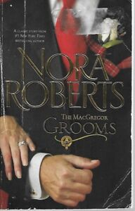 Image result for Grooms by Nora Roberts