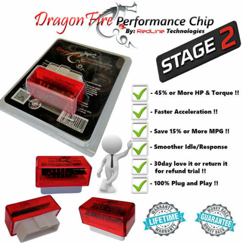 Performance Chip Power Tuning Programmer Stage 2 Fits Audi A3 Quattro