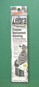 "Responsible New Mathews Archery Zebra Zs Twist Premium Replacement Bowstring 64 1/2"" Attractive Designs; Other Archery Accessories"