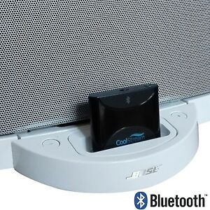 bose bluetooth adapter music receiver with 30 pin. Black Bedroom Furniture Sets. Home Design Ideas