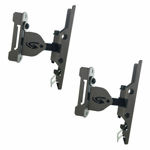 Genius-Game-Trail-Hunting-Camera-Metal-Universal-Genius-Pan-Tilt-Mount-2-Pack
