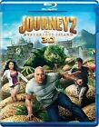 Journey 2 The Mysterious Island 2d - 3d BLURAY