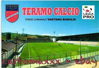 Teramo Calcio Non Viaggiata Stadio Campo Sportivo SC296