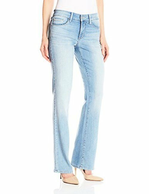 NYDJ Womens Collection M10Z1078 Barbara Bootcut Jeans- Choose SZ color.