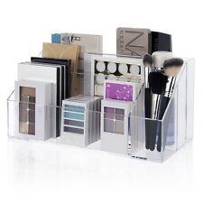 Makeup Organizer Large Capacity Vanity Storage Bathroom Counter Beauty  Holder