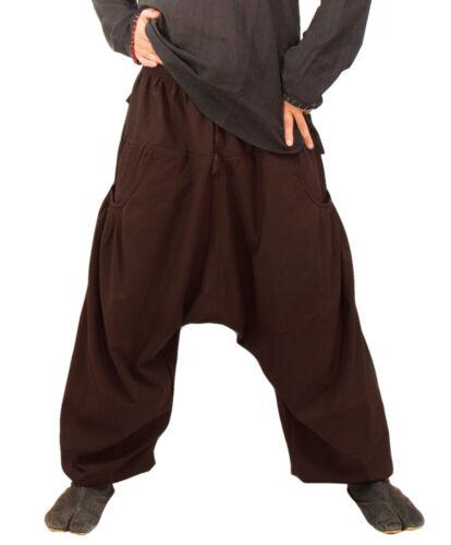 Long Yoga con L Xl Pantaloni Aladdin tasche Pantaloni Harem wX4nzUYq